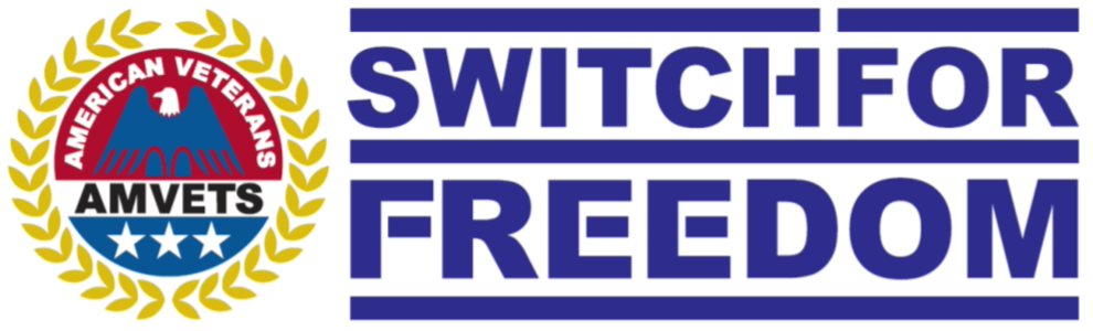 Switch for Freedom - AMVETS